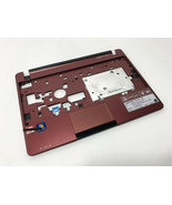 Acer Aspire One 722 Laptop Touchpad Palmrest Red AP0MG000320 - $23.75