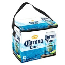 Corona Extra Paradise Soft Cooler Bag Blue - $23.98