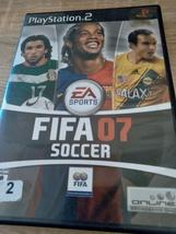 Sony PS2 FIFA 07 Soccer image 1