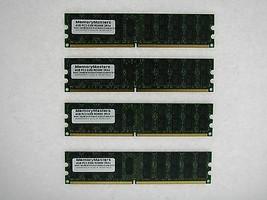 16GB 4X4GB MEMORY FOR SUPERMICRO SUPERBLADE SBA-7121M-T1 SBA-7141M-T