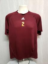 Adidas Iona College 2 Adult Burgundy XS Jersey - $19.80