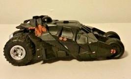 Thinkway Toys DC Comics Batman RC Batmobile Car No Remote - $13.86