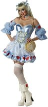Alice in Wonderland Sexy Fairytale Holiday Party Costume image 1