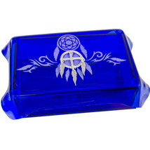 Kheops International - Glass Tarot Box Dreamcatcher Cobalt (42036) - £17.24 GBP