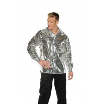Underwraps Disco Ball 70's Music Party Adult Mens Halloween Costume 28109 - £18.06 GBP+
