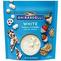 Ghirardelli Chocolate White Candy Making Wafers, 10 Ounce - $12.60