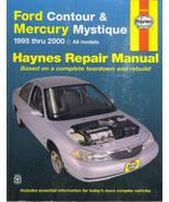 Haynes Manual 36006 Ford Contour Mercury Mystique 1995-2000 - $12.00