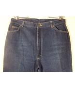 Women's LEE 20M, 36 X 31+ high waist, tapered leg jeans, 100% cotton - $6.55