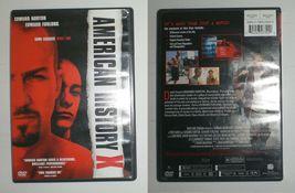 American History X with Edward Norton & Edward Furlong - dvd - $2.22