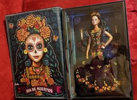 Barbie Dia De Muertos Doll #1 NRFB Mattel Day of the Dead  - $650.00