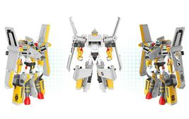 Tobot Jet Thunder Transforming Action Figure Tobot V Season 3 Korean Robot Toy image 5