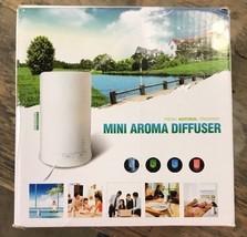 Aromatherapy Essential Mini Oil Diffuser - $18.37