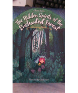The Hidden Spirits of the Enchanted Forest Adult Coloring Book - $8.94