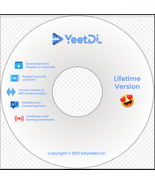 Youtube Downloader Lifetime , Download and save Youtube videos MPEG AVI ... - $47.45