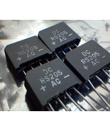 600V 2A Single phase Bridge Rectifier -8pcs [ R... - $0.90