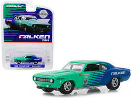 1969 Chevrolet Camaro #88 Falken Tires Hobby Exclusive 1/64 Diecast Model Car by - $13.99