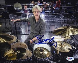 """Stewart Copeland """"The Police"""" Signed 8x10 Photo Certified Authentic PSA/DNA COA - $247.49"""