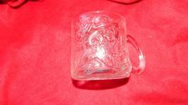 VINTAGE 1995 MCDONALDS BATMAN FOREVER JOKER GLASS MUG / CUP FREE USA SHIP - $11.29