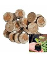 Seed Starting Plugs Seeds Starter Pallet Seedling 30mm Soil Block Garden... - $10.84+