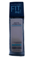 Maybelline Fit Me Matte Poreless Foundation Normal to Oily #125 Nude Bei... - $10.79
