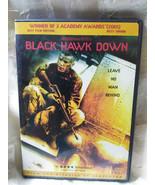 Black Hawk Down DVD, 2001 With Inserts Josh Hartnett Tom Sizemore - $5.50