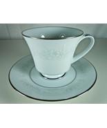 Noritake Cumberland Cup and Saucer - $6.33