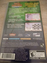 Sony PSP Puzzle Challenge Crosswords And More! image 3