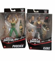 WWE Decade Of Domination Kane & Beth Phoenix Walmart Exclusive Action Fi... - $79.95