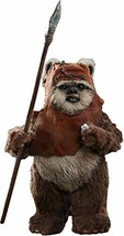 Hot Toys Star Wars Episode VI Return of The Jedi Ewok Wicket 1/6 Scale F... - $339.00