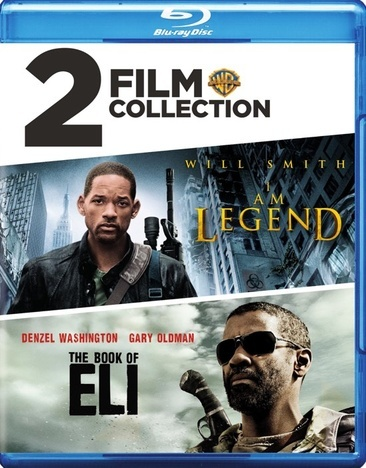I Am Legend/Book Of Eli 2-Film Collection (Blu-Ray/Dbfe/2 Disc)