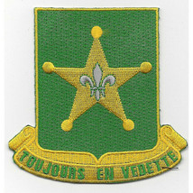 US Army 387th Military Police Battalion Patch 3.50'' by 3.50'' - $13.85