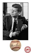 ULTRA RARE - JOHN F KENNEDY - LEGENDARY PRESIDENT - ORIGINAL SIGNED AUTO... - $399.99
