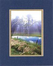 Forever with the Lord. . . 8 x 10 Inches Biblical/Religious Verses set in Double - $11.14