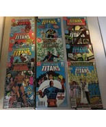Tales Of The Teen Titans #50 - 60 1985 VF/VF+ Condition DC Comic Book Lo... - $11.82