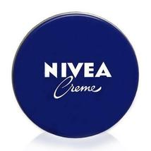 60ml X 5p Nivea cream NIVEA CREME for Face,Body & Hands Moisturizer for Dry Skin image 4