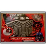 Transformers Power Airbrush Design Work Station - $89.95