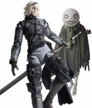 Nier Replicant Bring Arts Nier & Emile Pvc Square Enix Action Figure - $247.77