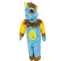 Rubies Teeny Meanie Costume Boy Girl Size 12-18 Month 2 Pc Footed Jumpsu... - $12.84
