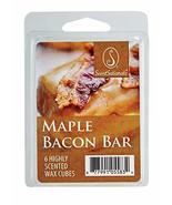 scentational Maple Bacon Bar 6 Highly Scented Wax Cube(Pack of 2) Total 12 - $9.99