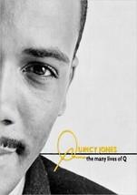 QUINCY JONES: THE MANY LIVES OF Q - BBC DOC DVD  michael jackson rod tem... - $20.95