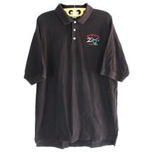Y2K Walt Disney World Polo 2000 da Uomo XL T-Shirt Pre Vintage Raro Nuov... - $20.87