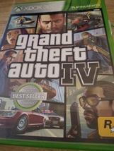 MicroSoft XBox 360 Grand Theft Auto IV image 1