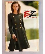 1992 Vogue Sewing Pattern 8505 SZ 6-8-10 Dress - $5.89