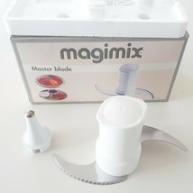 Magimix Metal Blade for C3100 / 3200 Models White  ref 17419 - $52.47