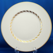 "Franciscan Del Monte Salad Plate Cream with Gold 8.25"" Mid Century - $9.00"