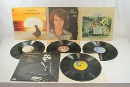 Neil Diamond Record Lot of 4 Vinyl LP Touching You Seagull Moods Stones VG+ - $30.95