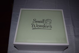 Small Wonders Baby Book and Keepsake Chest - $50.75