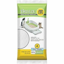 Purina Tidy Cats Breeze Litter System Cat Pad Refills (10) 4 ct. Boxes - $68.92