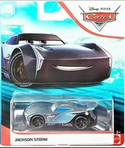 "Disney Pixar Cars ""Jackson Storm"" Toy Car, Copper Canyon Speedway!"