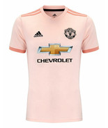 Manchester United  18-19 Men Away Jersey Pink - $60.00